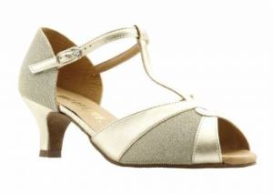Topline Jade Social Shoes